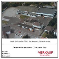 projektentwicklung halle gewerbe tankstelle verkauf architekt makler immoconsilium 53474 bad neuenahr ahrweiler sebastianstrasse