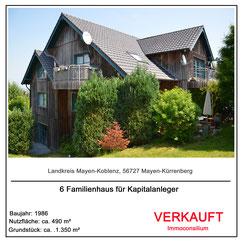 mehrfamilienhaus kapitalanlage immoconsilium makler 56727 mayen kürrenberg anlage immobilie