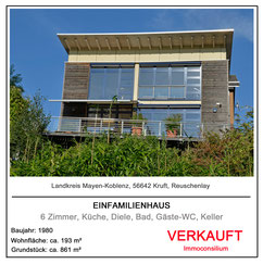 hausverkauf bestandsimmobilie makler immoconsilium reuschenlay fertighaus 56642 kruft  einfamilienhaus