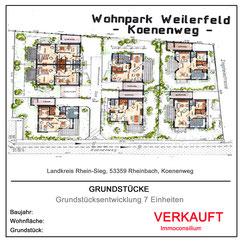 Grundstück makler architekt Rheinbach Projektentwicklung Bauland immoconsilium 53359 immobilien hausbau