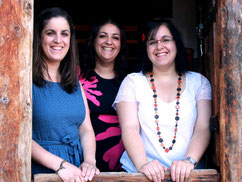Les filles de Michel et Yolande Ançay, Marie, Emilie et Florine, propriétaires du Relais des Chasseurs à Chiboz en Valais, Gastronomie et chasse