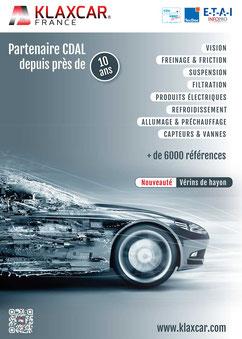encart presse A4 pour magazine automobile 2018