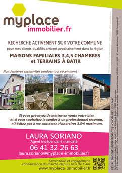 Flyer A5 myplace immobilier 2016