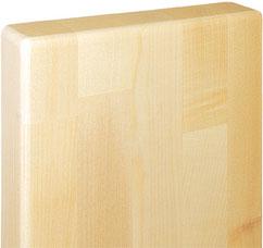 Holztreppen aus Ahorn, Ahornholztreppe, Treppe Ahorn (europäisch akzent)