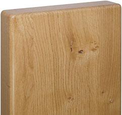 Holztreppen aus Eiche, Eichenholztreppe, Treppe Eichenholz (rustikal)