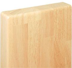 Holztreppen aus Hevea, Heveaholztreppe, Treppe Heveaholz (akzent)