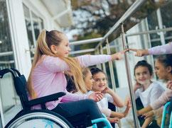 Lien vers les aides à la mobilité pour enfants