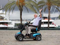 Scooter pour extérieur