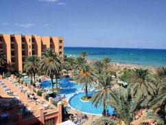 Piscine El Ksar Resort
