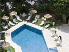 Piscine Golden Tulip Mechtel