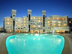 Piscine Tunis Grand Hotel