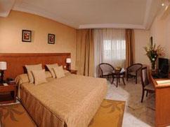Habitación Tunis Grand Hotel