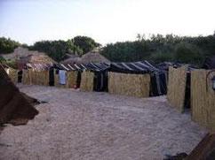 Tienda Campamento Mehari Zaafrane