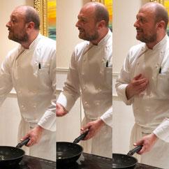シェフから教わるお料理教室