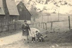 Bild: Wünschendorf Hof Schröter 1977