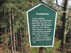 Bild: Fuchsturm Wünschendorf