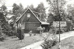 Bild: Wünschendorf Erzgebirge Jagdhütte