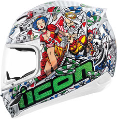 Icon Airmada Lucky Lid 2