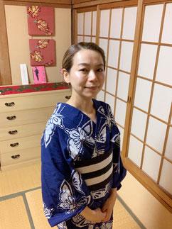浴衣 着物 きものレッスンさくらさくら kimono