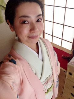 付け下げ 着物 きものレッスンさくらさくら kimono