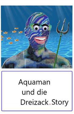 Aquaman. Der Unterwasser Filmheld ist ein Riesenerfolg.