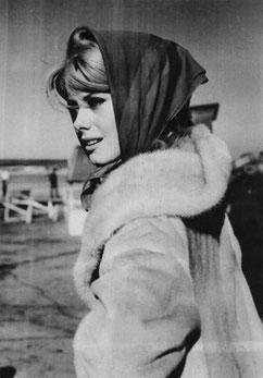 Brigitte Bardot Foulard Soie