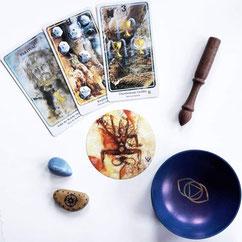 Meditatives Tarot & Kartenlegen
