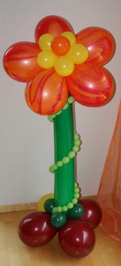 Mr. toni balloni ch, Deko, Geburtstag, GeschenkBallonblumen groß,Ballonblumen groß, Geburtstag, Hochzeit, Dekoration, Ballondeko