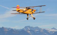 Bücker Oldtimer sightseeing flights