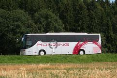 Reisebus Setra 415 GT HD Omnibus Münzing