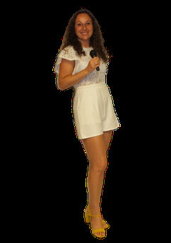 Irène, chanteuse depuis 2017