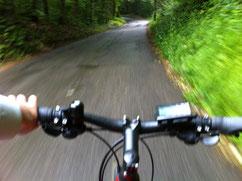 Sam Traub  mit dem Stromer e-Bike