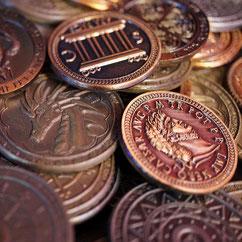 Spielmünzen