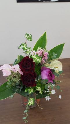 花束 ブーケ お祝い 発表会 お誕生日