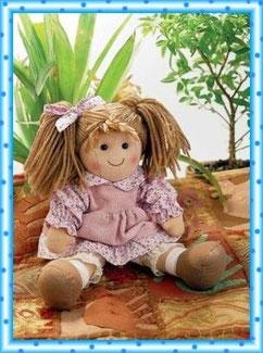 Кукла сшитая своими руками