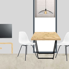 interieurontwerp, 3D tekening, interieuradvies