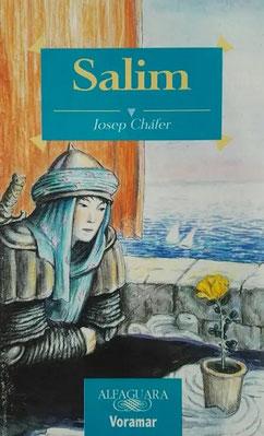 Josep Cháfer Martínez» (Macastre, Valencia). Es el autor de la trilogía de cuentos para jóvenes;  Salim, El destí de Ben Sortut y Elis.
