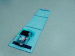 工場などで使われてる「物を運ぶ」ロボットについて学んだあとは、進んで、つかんで、戻る・・動きをちゃんと考えてプログラムできましたね^^