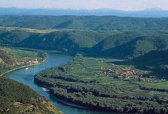 Great viewsDanube valley