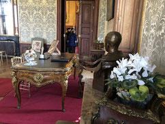 letztes Büro eines Kaisers