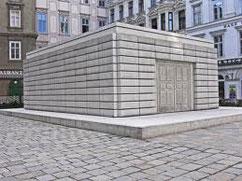Denkmal am Judenplatz