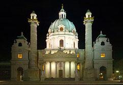 Karlskirche & Seccesion