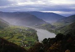 Valle del Danubio