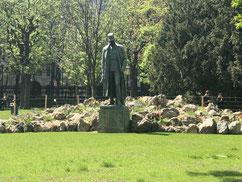 Francis Joseph monument