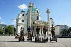 Segway tour to St Charles