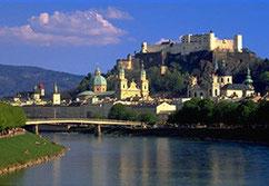 Salzburgo con Peter