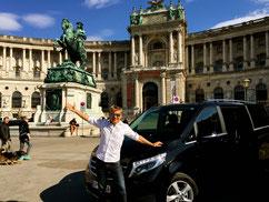 Vienna Heldenplatz
