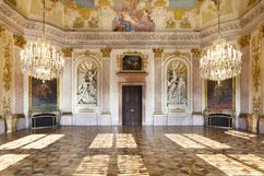 Öbf-Archiv / Castle Eckartsau, Marble room
