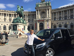 Luxury Minivan & TOP tourguide