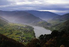 Danube valley